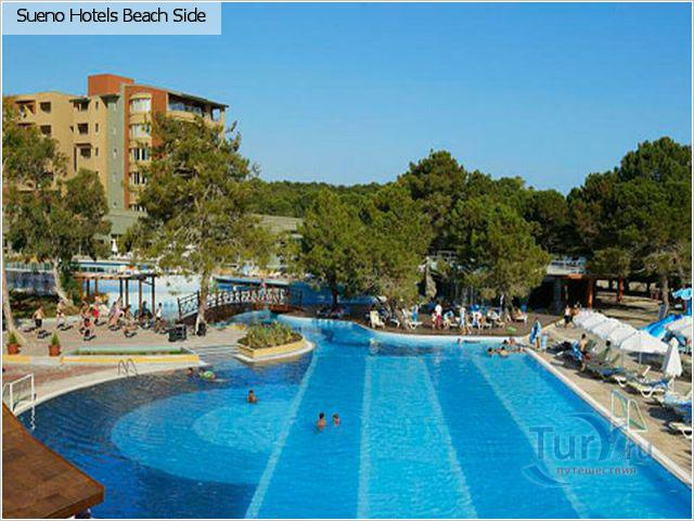 ������, ����, Sueno Hotels Beach Side 5*